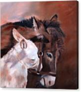 Motherly Love Canvas Print