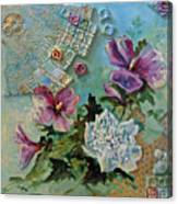 Mothers Althea Canvas Print