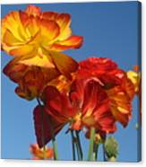 Mother's Day Flowers Canvas Print