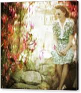 Mother's Day - Remembering Lydia Canvas Print