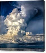Mothership Thunderstorm  Canvas Print
