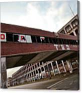 Motor City Industrial Park The Detroit Packard Plant Canvas Print