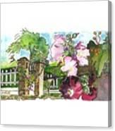 Moulin Du Breuil,   Cognac Canvas Print