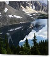 Mount Assiniboine Canada 13 Canvas Print