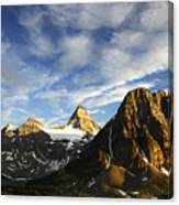 Mount Assiniboine Canada 14 Canvas Print