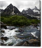 Mount Assiniboine Canada 15 Canvas Print
