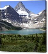 Mount Assiniboine Canada 16 Canvas Print