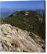 Mount Chocorua - White Mountains New Hampshire Usa Canvas Print