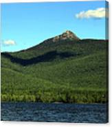 Mount Chocorua Canvas Print