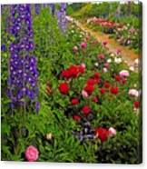 Mount Congreve Gardens, Co Waterford Canvas Print