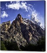 Mount Fitz Roy 3 Canvas Print