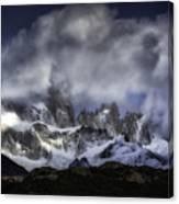 Mount Fitz Roy 6 Canvas Print