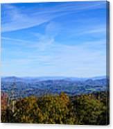 Mount Jefferson Canvas Print