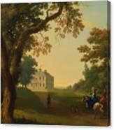 Mount Kennedy - County Wicklow Ireland Canvas Print