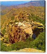 Mount Lemmon II Canvas Print