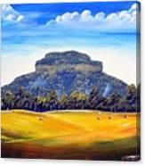 Mount Lindesay,australia Canvas Print