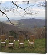Mount Pisgah View Canvas Print