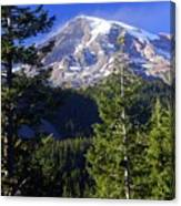 Mount Raineer 1 Canvas Print