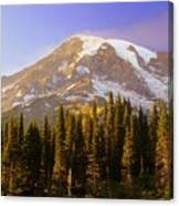 Mount Raineer 2 Canvas Print