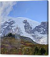 Mount Rainier 3 Canvas Print