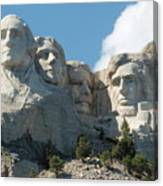 Mount Rushmore Monument Canvas Print