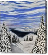 Mount Seymour Canvas Print