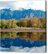 Mount Si Canvas Print