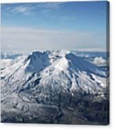 Mount St. Helens 0005 Canvas Print