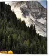Mount Timpanogos 1 Canvas Print