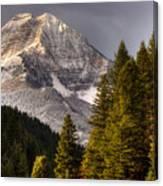 Mount Timpanogos 3 Canvas Print