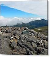 Mount Washington Observatory Canvas Print