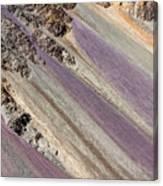Mountain Abstract 5 Canvas Print