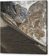 Mountain Abstract Canvas Print