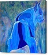 Mountain Bobcat Canvas Print