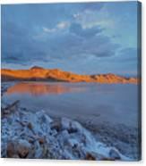 Mountain Glow Canvas Print