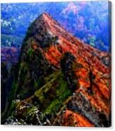 Mountain Landscape 27  Canvas Print