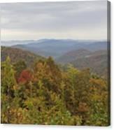 Mountain Landscape 6 Canvas Print