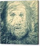 Mountain Man Canvas Print