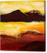 Mountain Pass 1 Canvas Print