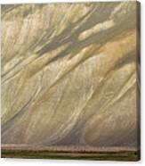 Mountain Patterns, Padum, 2006 Canvas Print