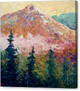 Mountain Sentinel Canvas Print