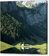 Mountain Sight Canvas Print