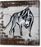 Mountain Tiger Canvas Print