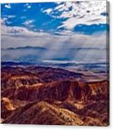 Mountain Vista Canvas Print