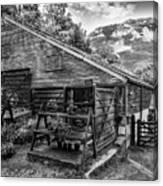 Mountain Workshop Canvas Print