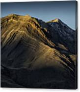 Mountains In Argentina Canvas Print
