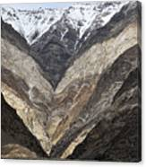 Mountains Of Ladakh Canvas Print