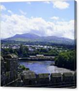 Mountains Of Wales Canvas Print