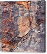 Mouse's Tank Canyon Wall Canvas Print