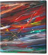 Movements Canvas Print